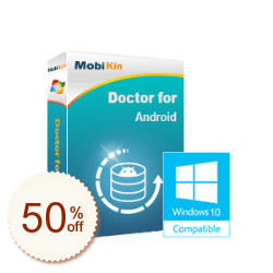 MobiKin Doctor for Android Discount Coupon