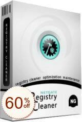 NETGATE Registry Cleaner Discount Coupon