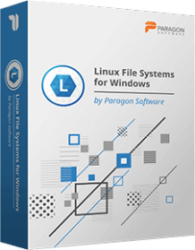 Paragon Linux File Systems for Windows Discount Coupon