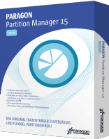 Paragon Partition Manager Shopping & Trial