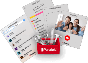 Parallels Toolbox for Mac & Windows Shopping & Trial