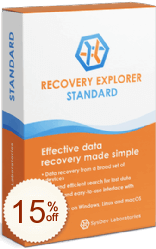 Recovery Explorer Standard Discount Coupon