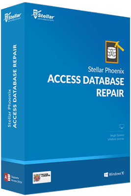 Stellar Phoenix Access Database Repair Discount Coupon