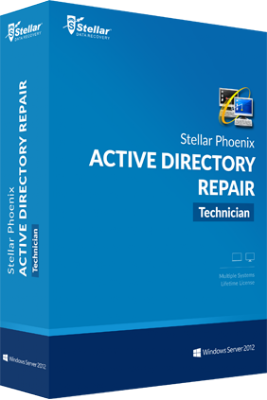 Stellar Phoenix Active Directory Repair Discount Coupon