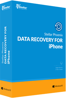 Stellar Phoenix Data Recovery for iPhone Discount Coupon