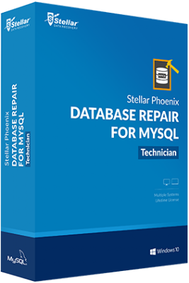Stellar Phoenix Database Repair for MySQL Discount Coupon