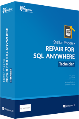 Stellar Phoenix Repair for SQL Anywhere Shopping & Trial
