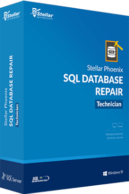Stellar Phoenix SQL Database Repair Discount Coupon