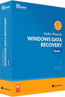 Stellar Phoenix Windows Data Recovery Discount Coupon