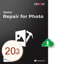 Stellar Repair for Photo Discount Coupon