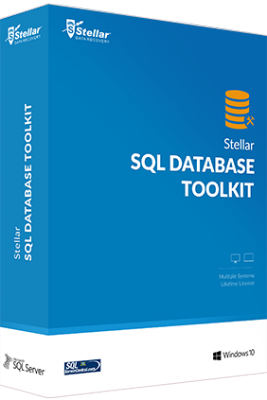 Stellar SQL Database Toolkit Discount Coupon