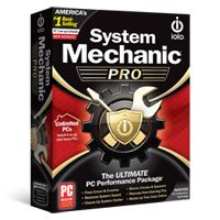 System Mechanic Professional sparen