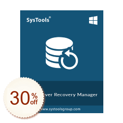 SysTools SQL Server Recovery Manager Discount Coupon