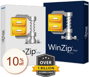 WinZip Mac Edition Shopping & Review