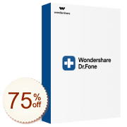 Wondershare Dr.Fone for Android Discount Coupon